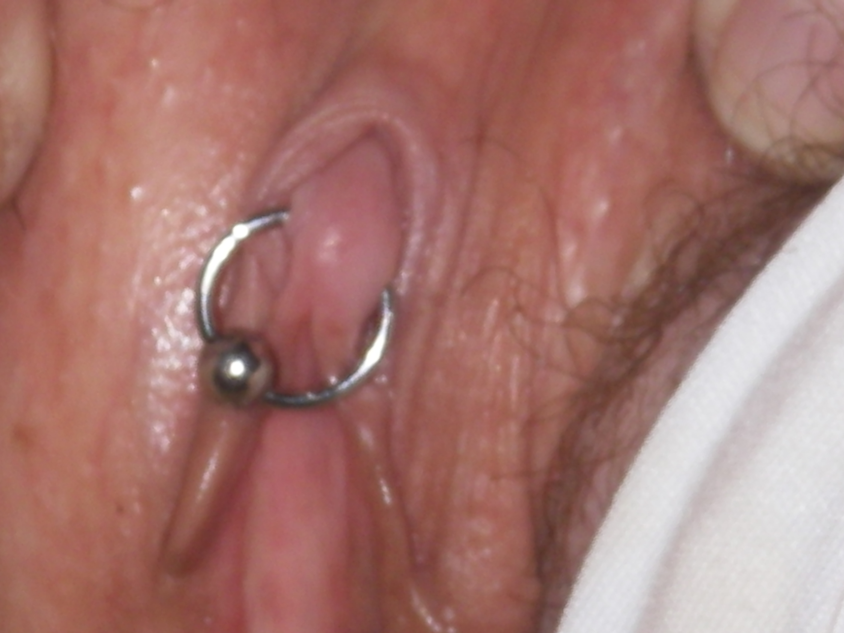 Sorry, Piercing in the pussy interesting