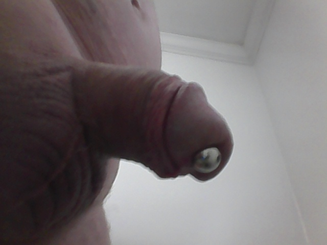 Cock ring position