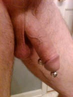 big ballin curved barbell