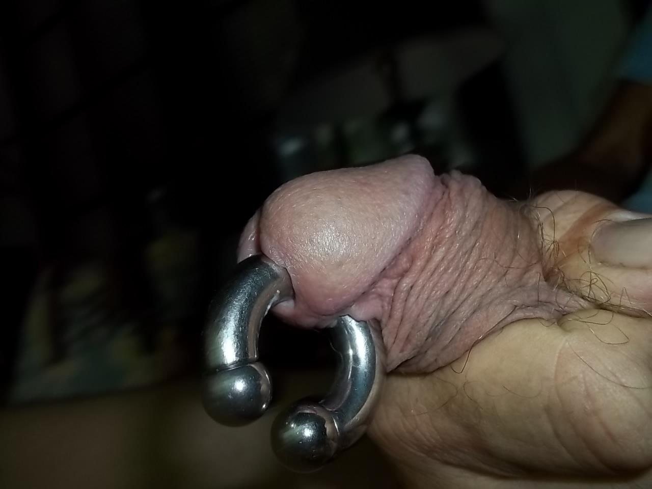 Piercing laden kiel