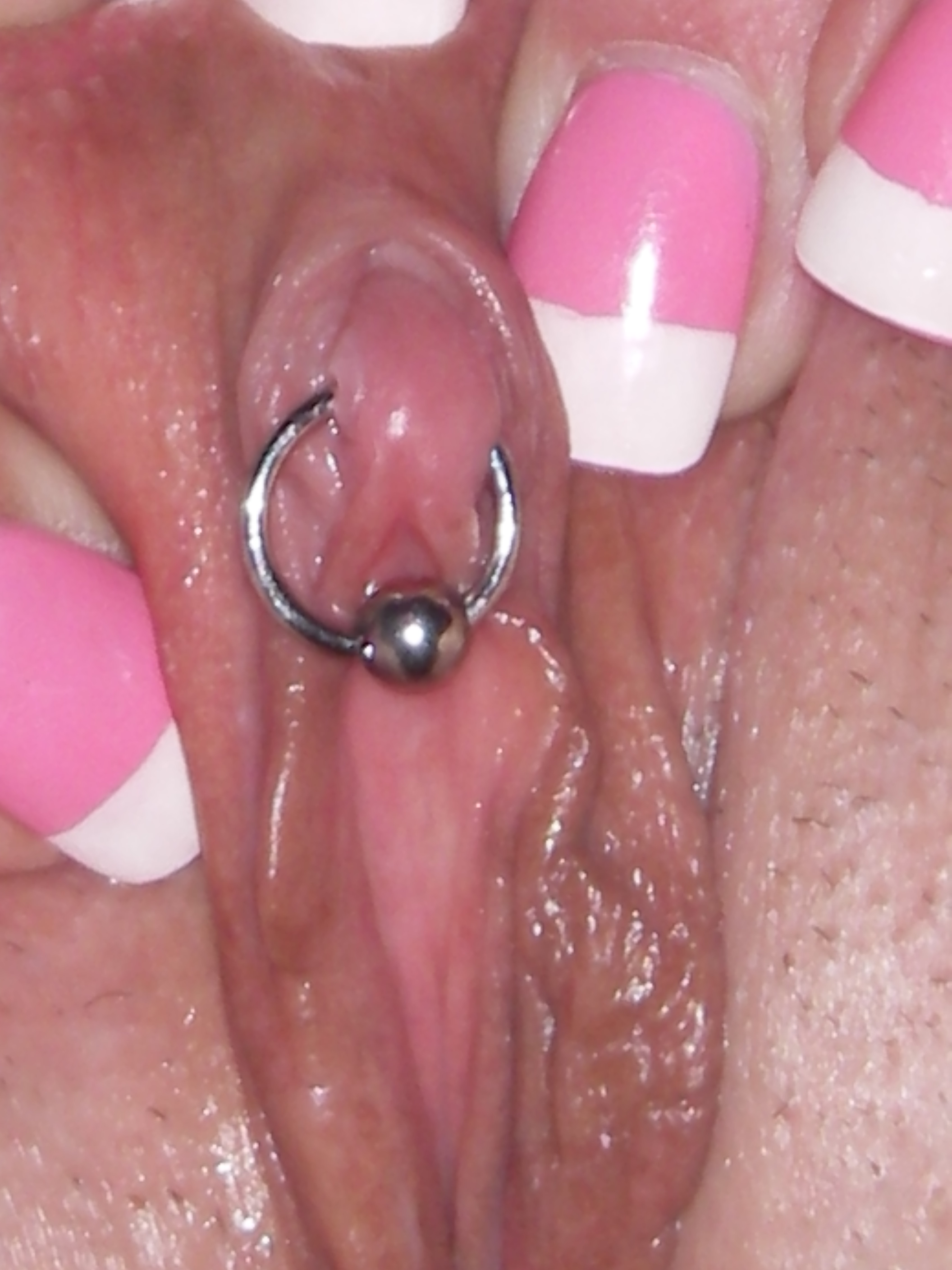 pictures of clit rings