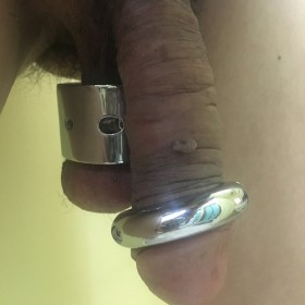 CBT w cock ring 2
