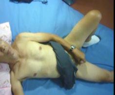 naked asian boy