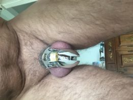 little chastity is still to big
