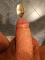 Spoon sounded ready to collect my cum