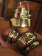 The more the Metal the better….the weights feels soooo nice….