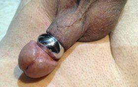 CG's 20mm donut glans ring