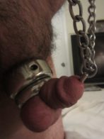 Chained to my sound